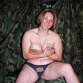 Charming plump non-professional MILF galery.
