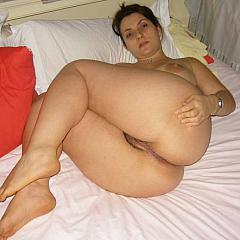 Fat-BBW undressed.