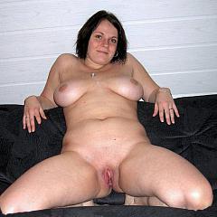 Fat-BBW floozy.