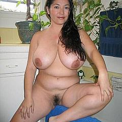 Fat-BBW girlfriend.