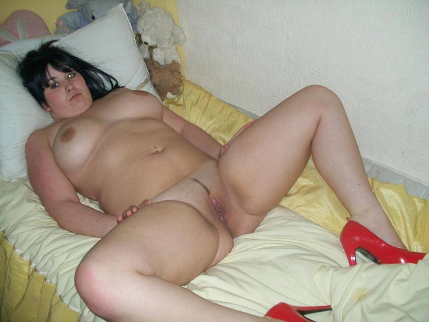 Chubby Young French Teen