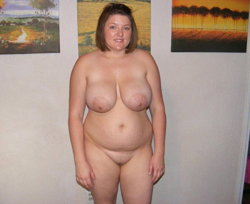 naked woman ugly Fat