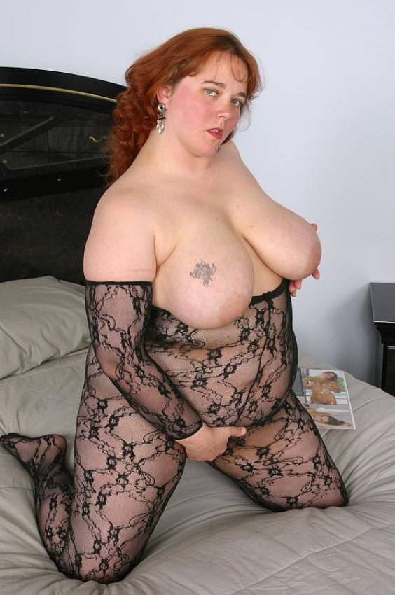 Mature red heads fat