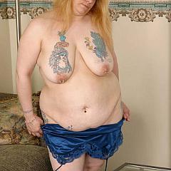 Fat-BBW plumper.