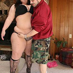Fat-BBW brassiere.